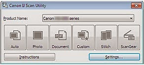 Download IJ Scan Utility Canon MX397