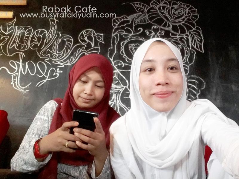 Menu di Rabak Cafe Alor Setar Kedah
