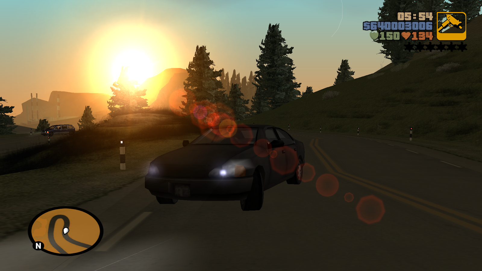 GTA 3 Lensflare for GTA San Andreas ~ Uzzi's Modding Showroom
