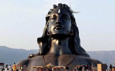 गिनीज बुक में दर्ज हुई भगवान शिव की आदियोगी प्रतिमा, 112 फुट है लंबाई