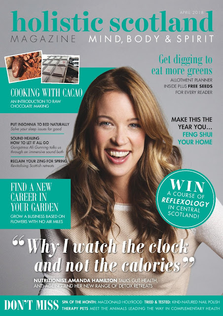 GIVEAWAY: 12-month subscription to Holistic Scotland Magazine