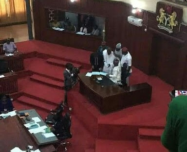 Oyo Speaker, Minority Leader, Others Decamp To APC, ADC