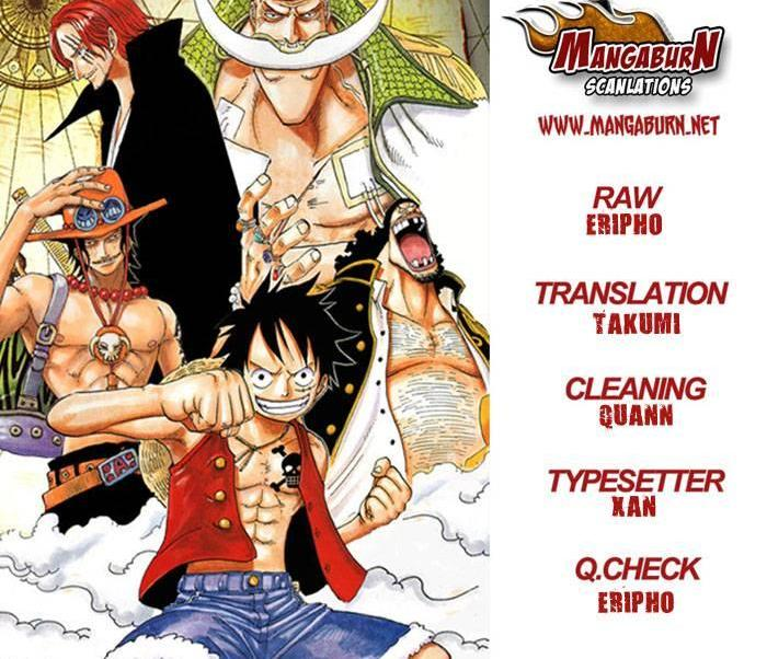 One Piece 676 The Weapon Of Mass Destruction