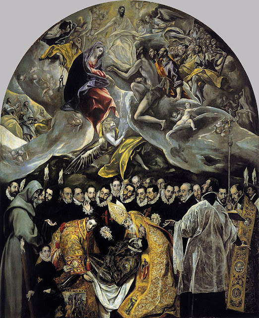 """""""The First Cubist"""" - El Greco"""