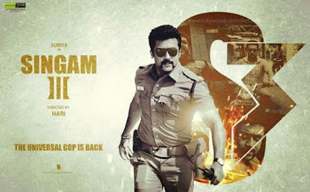 Suriya Singham 3 Movie Audio Release Date Confirmed