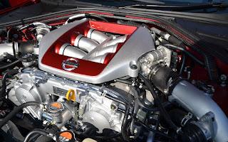 Mesin Nissan GT-R