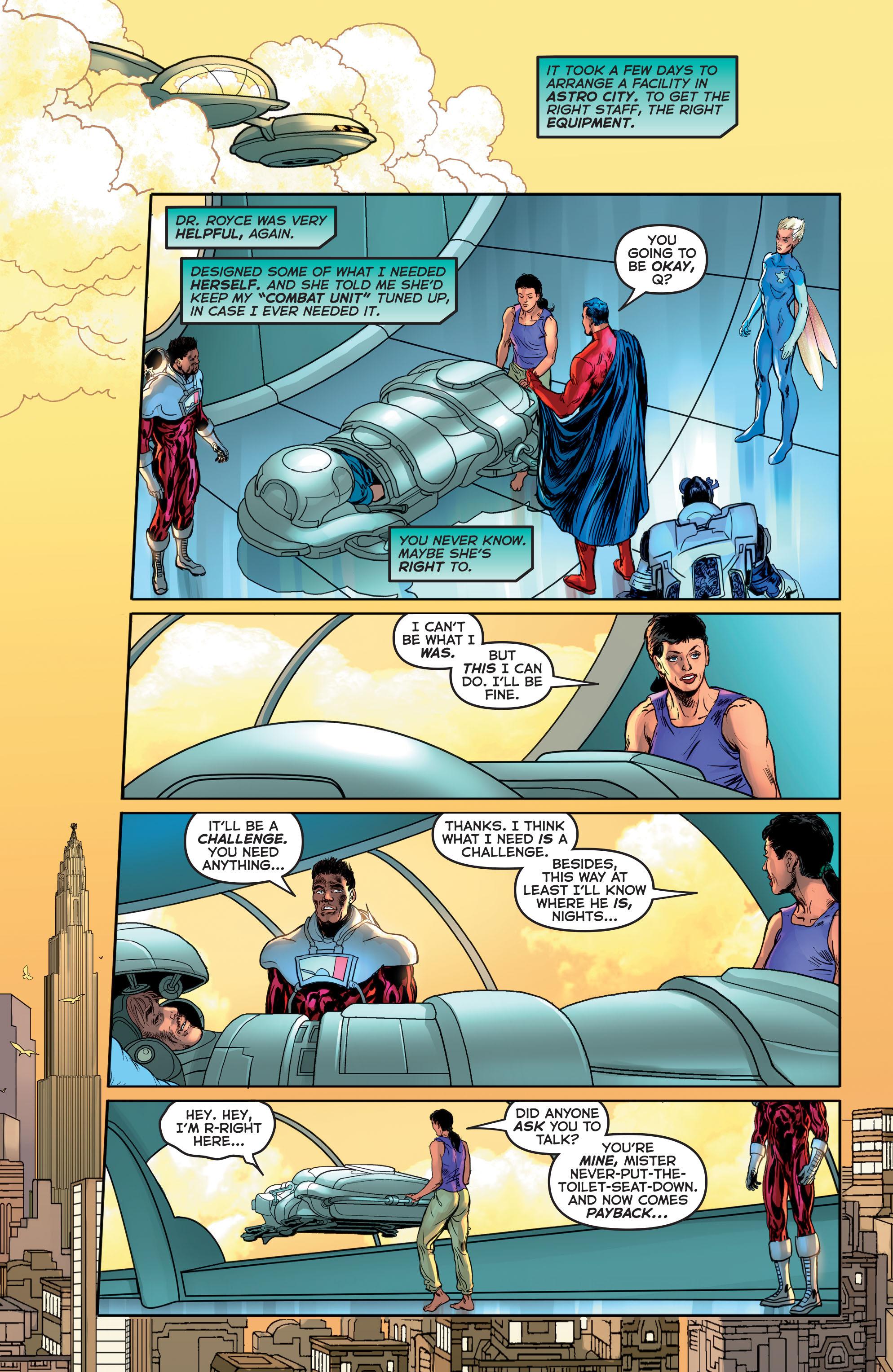 Read online Astro City comic -  Issue #21 - 22