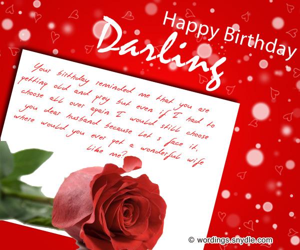 Cute images of romantic birthday wishes for husband from wife romantic birthday quotes for husband in english bookmarktalkfo Image collections