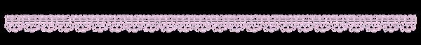 レースのラインのイラスト「紫」