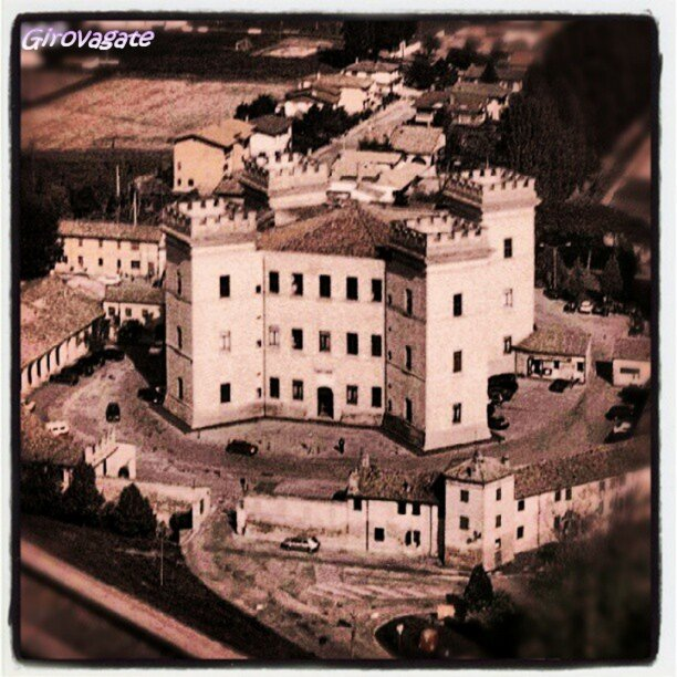 castello Mesola parco delta Po