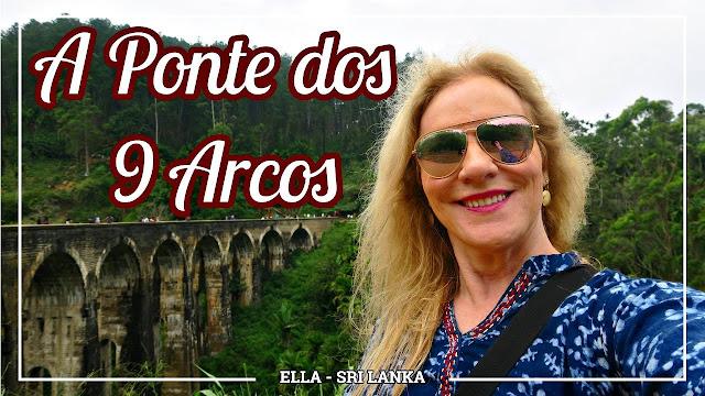 Ponte dos Nove Arcos Ella Sri lanka