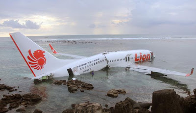 foto-lion-air-gagal-mendarat-di-Bali
