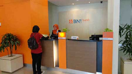 Cara Aktivasi Internet Banking BNI Syariah di ATM BNI Biasa?