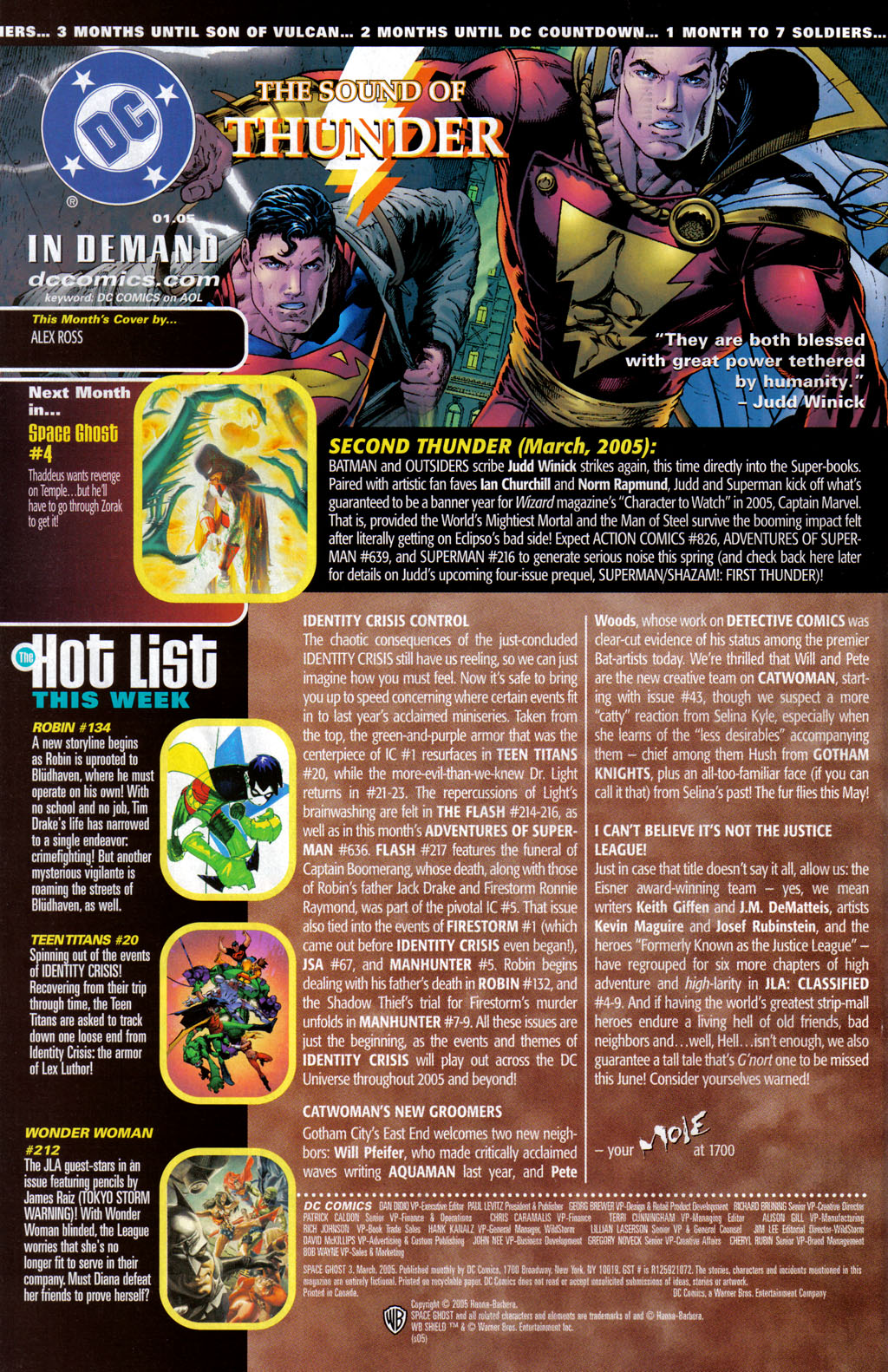 Read online Space Ghost (2005) comic -  Issue #3 - 23