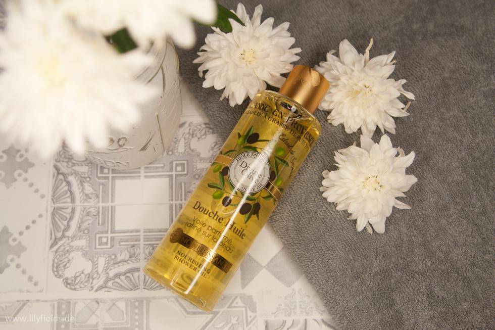 Divine Olive - Jeanne en Provence Duschöl