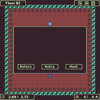 Completion Level GUI + Floor Level Indicator