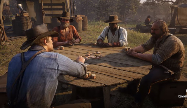 ماذا يحصل عندما يضايق آرثر مورغان أفراد العصابة في لعبة Red Dead Redemption 2 ؟ لنشاهد من هنا ..