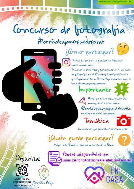 """BREÑA BAJA: Concurso fotográfico """"#breñabajanopuedeparar"""""""