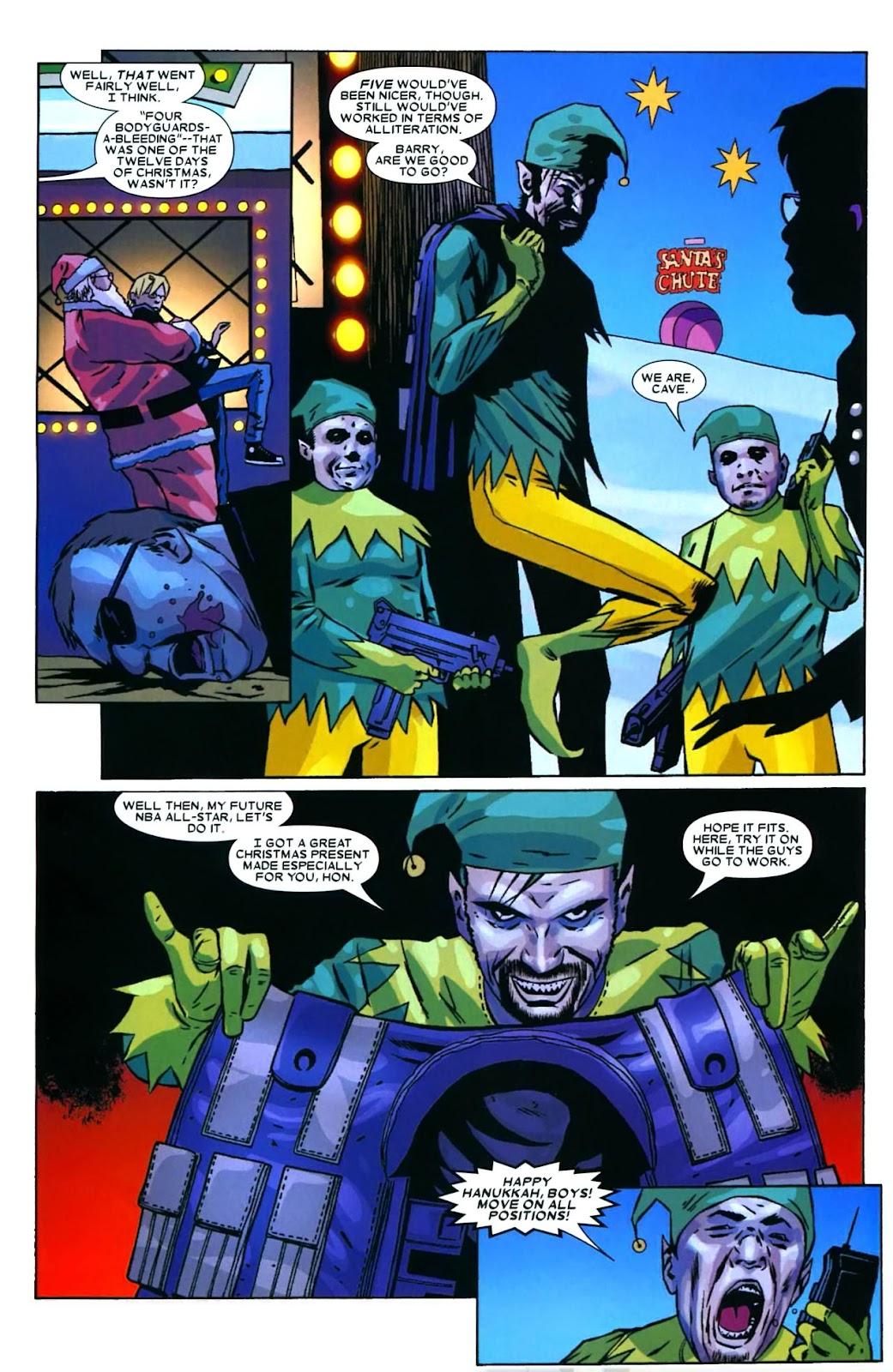 Read online Wolverine (2003) comic -  Issue #49 - 11