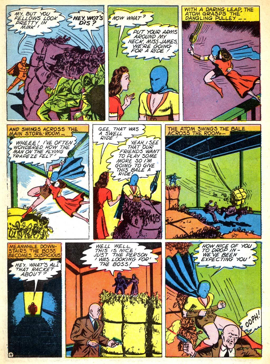 Read online All-American Comics (1939) comic -  Issue #28 - 24