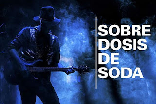 SOBREDOSIS DE SODA EL MEJOR TRIBUTO A SODA STEREO