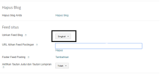 Mencegah Artikel Blog DiAgc