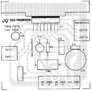 High Power Car Audio Wiring Diagram, High, Free Engine
