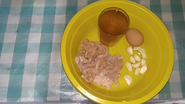 Masak Bakso ayam