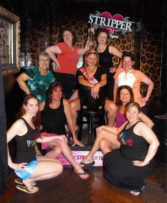 Fiestas de stripper enloquecidas