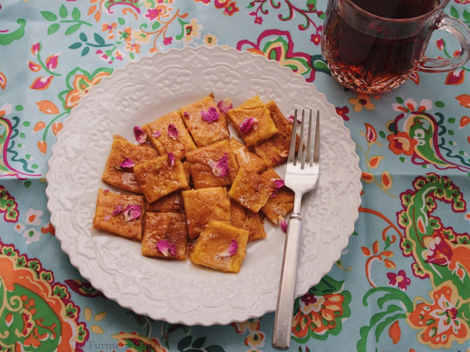 Turmeric saffron i recently received a copy of sofreh atameh a delightful cookbook written in 1881 by mirza ali akbar khan kashani the royal head chef to the forumfinder Choice Image