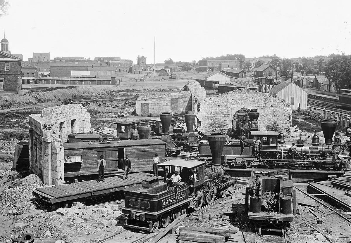 45 Vintage Photographs Of The Civil War Providing A