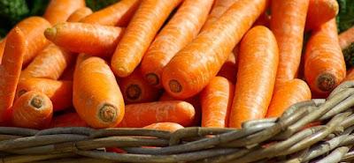Manfaat daripada buah lobak merah Untuk Kesihatan