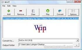 Download WinFF 1.5