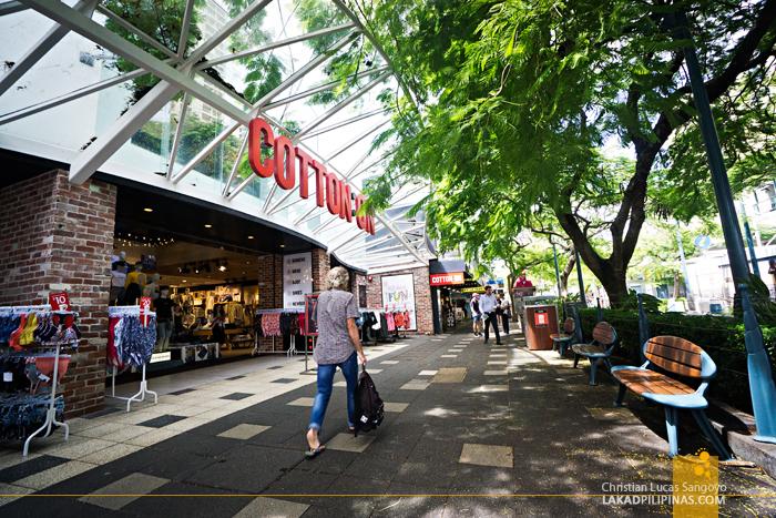 Surfers Paradise Gold Coast Mall