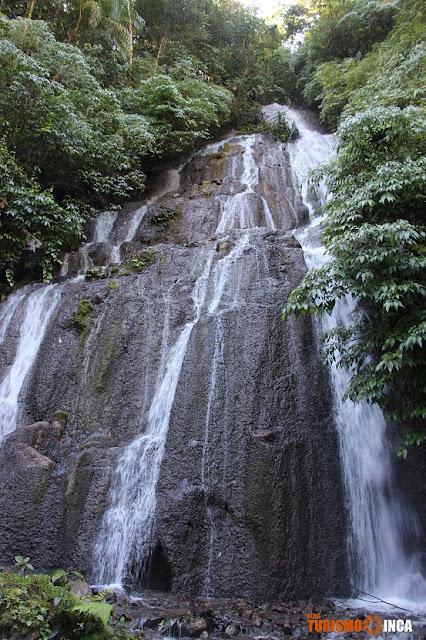 Catarata de Anden Yacu Pampa Hermosa