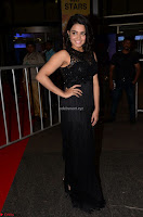 Wamiqa Gabbi in a sleeveless Black Designer Transparent Gown at 64th Jio Filmfare Awards South ~  Exclusive 030.JPG