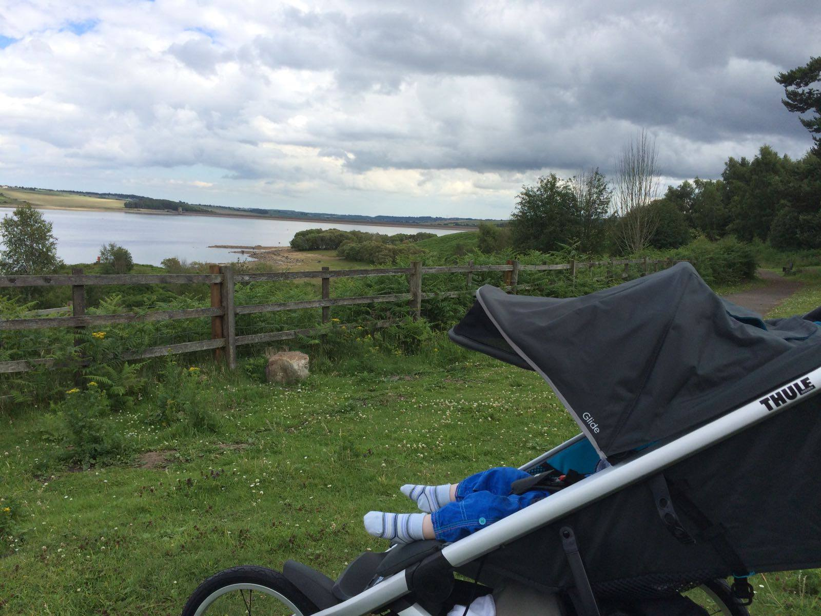 13 of the best pushchair-friendly walks around North East England as recommended by local parents - derwent reservoir