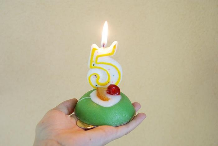 5 anni francinesplaceblog anniversario