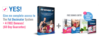 SPECIAL DISCOUNT - $20 OFF On The Fat Decimator System + 4 FREE Bonuses!. Order it NOW for $17