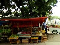 Gerai Buah Damri - Segitiga Emas Wisma Jaya, Duren Jaya, Bekasi Timur