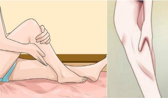 iata motivul carceilor la picioare din timpul noptii ( si modul in care sa scapi de aceasta problema pentru totdeauna)