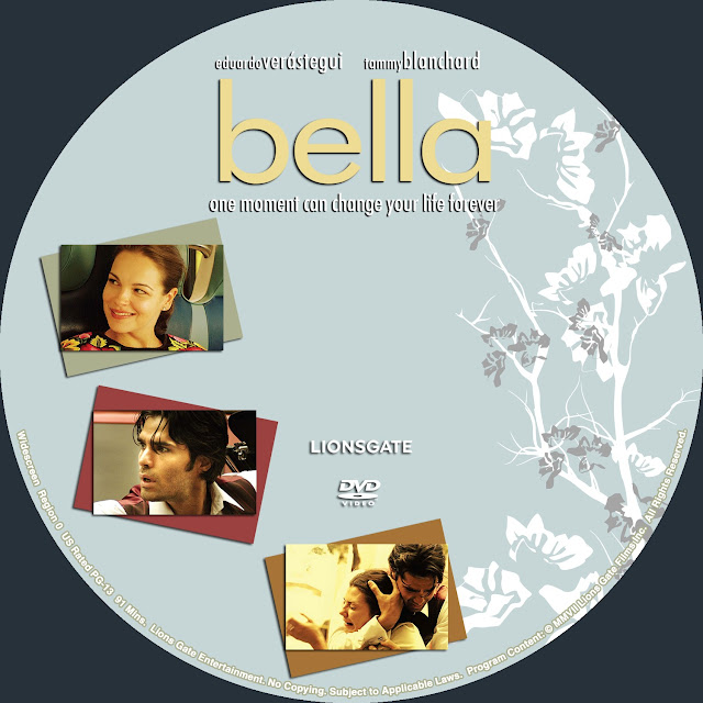 Bella Bluray Label