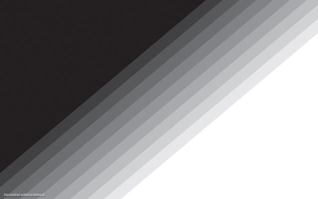Abstract met zwart, grijs en wit