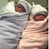 Nollywood star actress, Taiwo Aromokun welcomes her second set of twins (Photo)