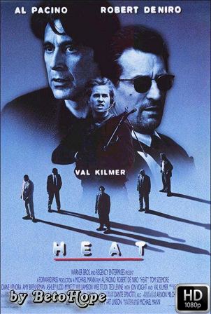 Heat [1080p] [Latino-Ingles] [MEGA]