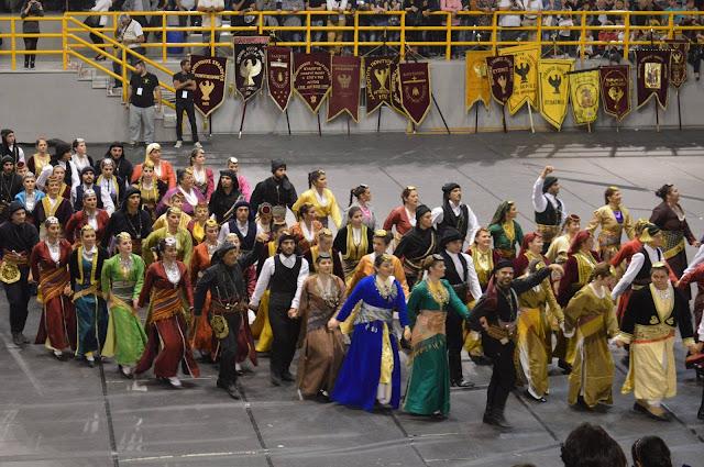12ο Φεστιβάλ Ποντιακών Χορών – Σ.Πο.Σ. Ανατολικής Μακεδονίας & Θράκης της Π.Ο.Ε. (Video)
