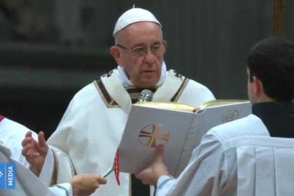 Pope prays for Peace on Korean Peninsula