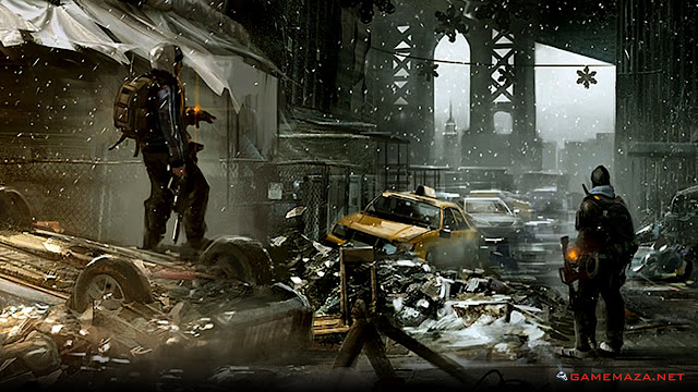 Tom Clancy's The Division Gameplay Screenshot 1