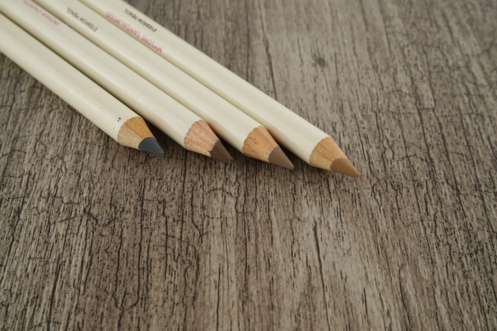 blinkbrowbar eyebrow pencil brow oil brow corrector review swatches