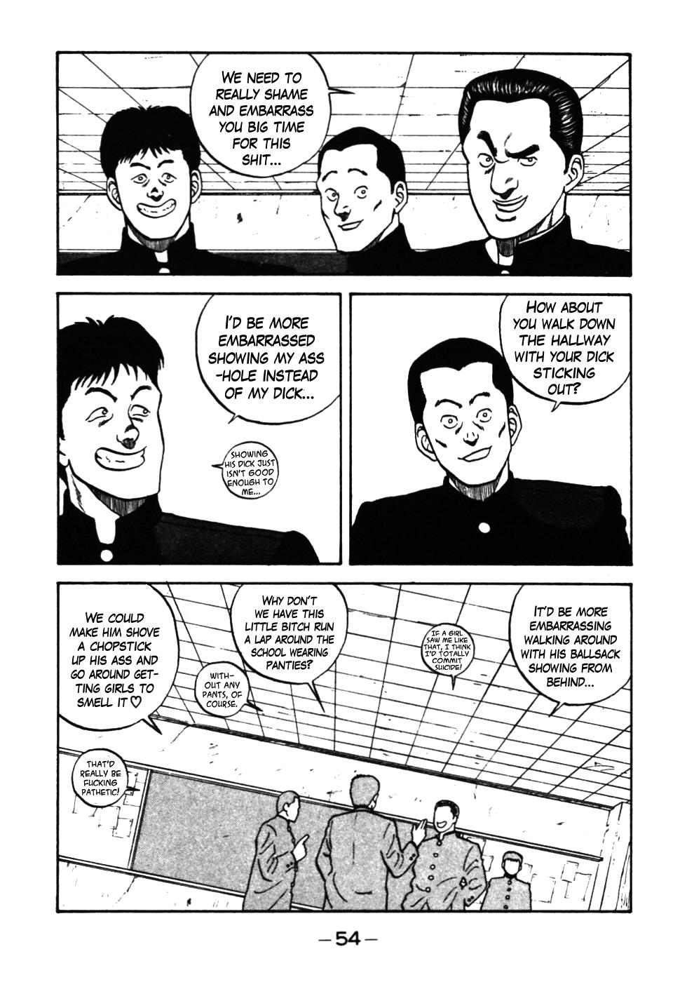 Be-Bop High School Vol.004 Ch 33 Read Online